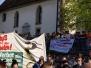 Demo Gegen Rechts-Weiler