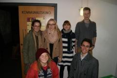 """Filmvorführung \""""die Welle\"""" im kommunalen Kino in Weinstadt"""